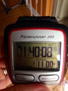garmin 11 miles