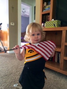 rossi hawkeye cheerleader