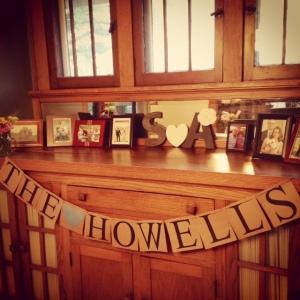the howells banner