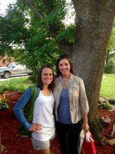 Dusty's Sister & Iowa Girl Eats aka Amy & Kristin